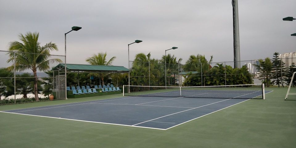 Vinpearl Resort Ha Long Bay Tennis