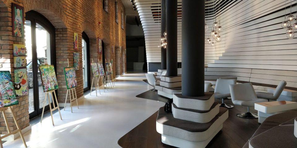 Radisson Collection Hotel Old Mill Belgrade Lobby
