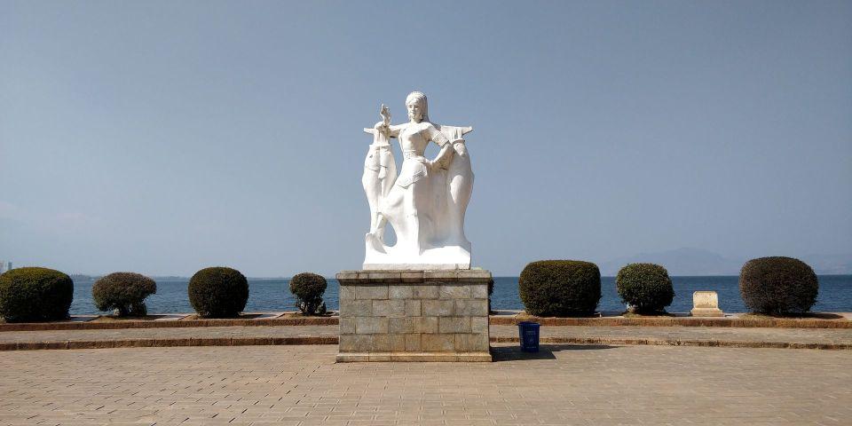 Dali City Center Statue