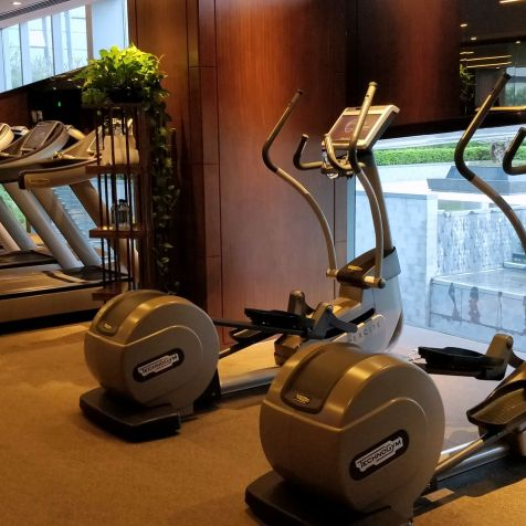 Four Seasons Shenzhen Gym