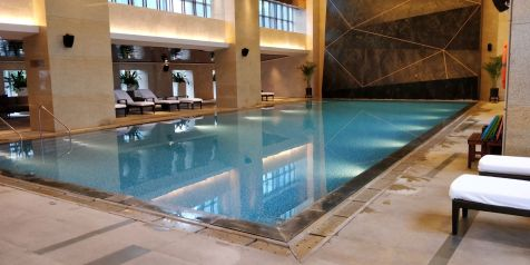 Four Seasons Shenzhen Indoor Pool