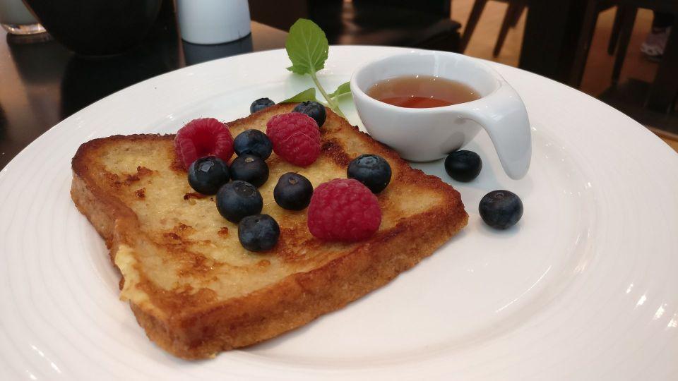 Radisson Blu Hamburg Breakfast