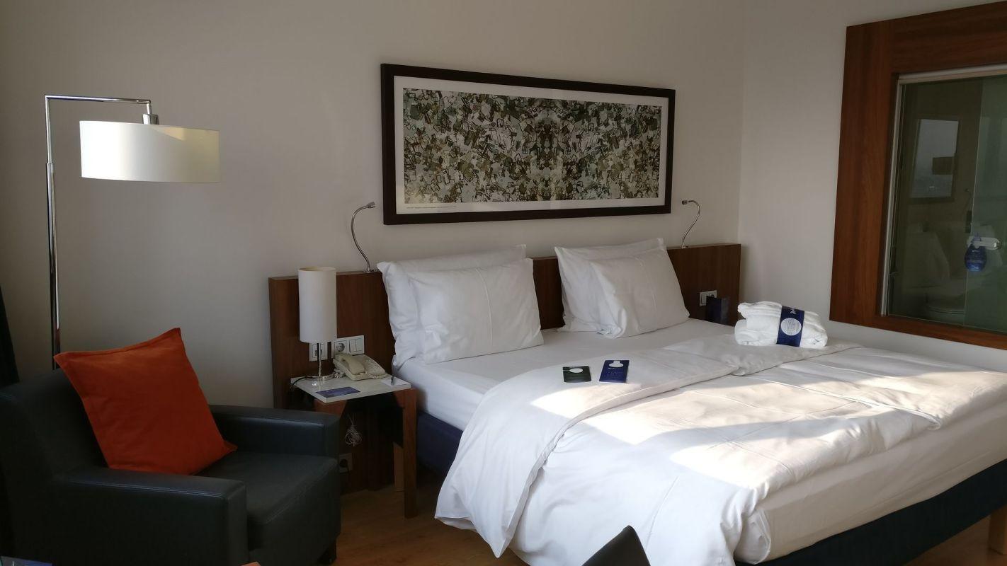 Radisson Blu Hamburg Room