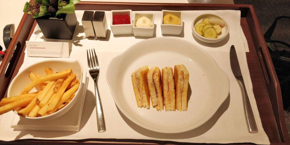 Grand Hyatt Incheon Room Service