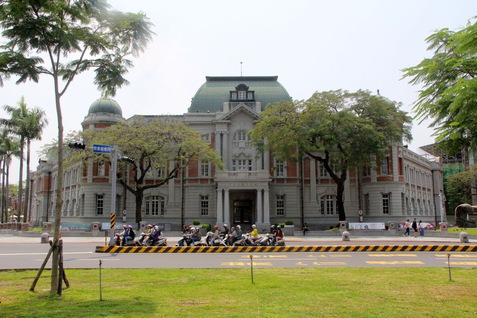 National Museum of Taiwanese Literature Tainan