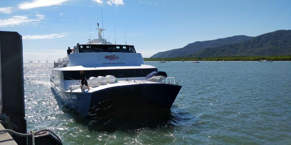 Fitzroy Island Ship