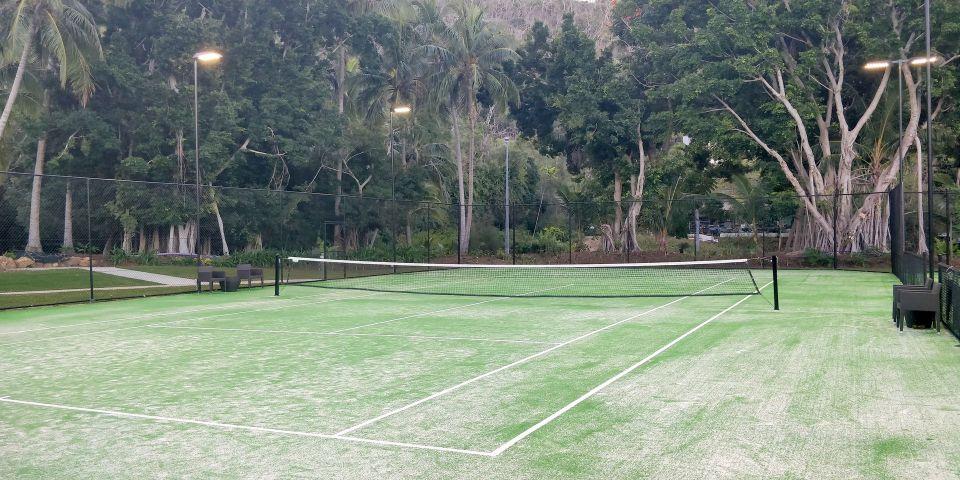 InterContinental Hayman Island Resort Tennis
