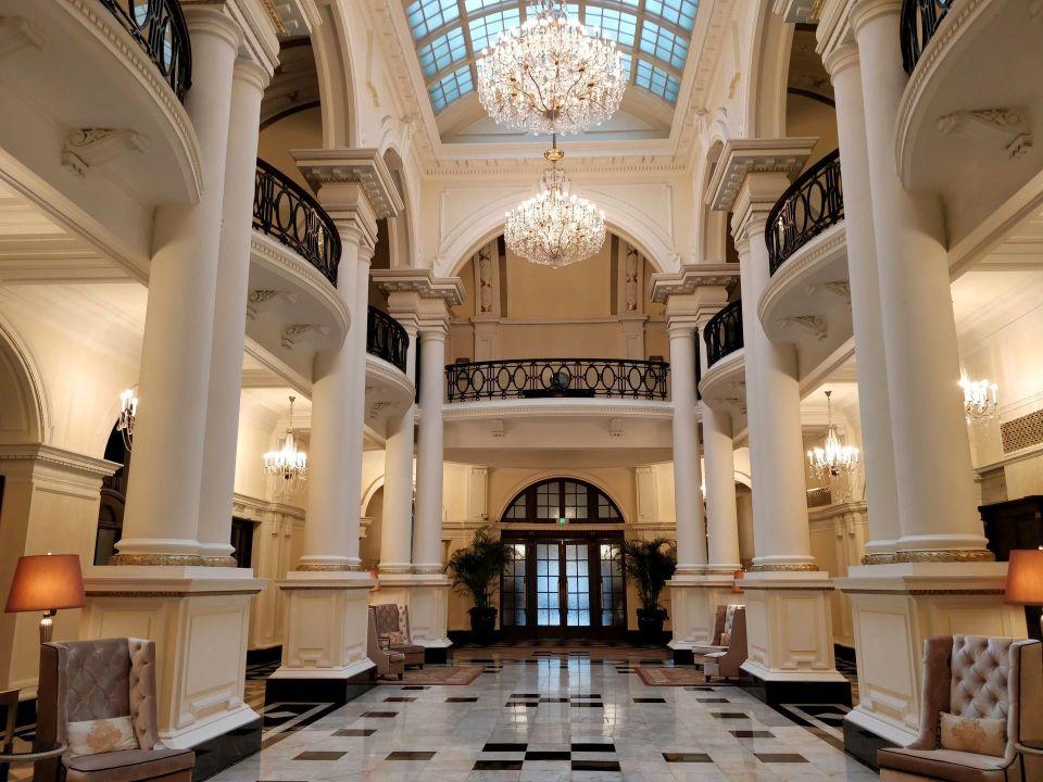 Waldorf Astoria Shanghai History