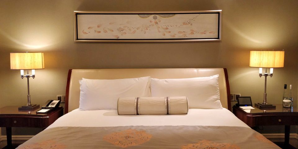Waldorf Astoria Shanghai Room
