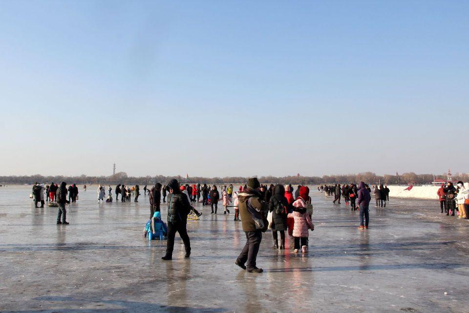 Harbin Soghua River