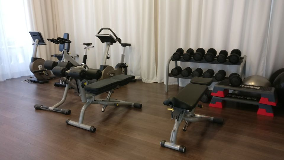 InterContinental Marseille Hotel Dieu Gym
