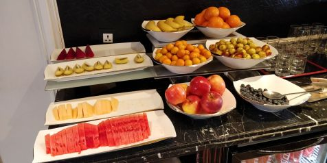 Pudong Shangri-La Shanghai Lounge Breakfast 2