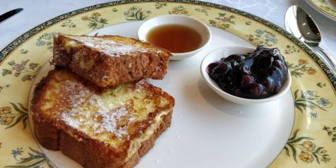 Pudong Shangri-La Shanghai Lounge Breakfast 6