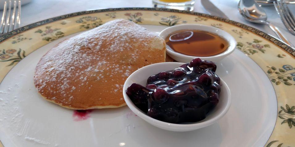Pudong Shangri-La Shanghai Lounge Breakfast 7
