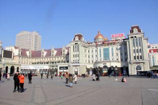 Sofia Square Harbin