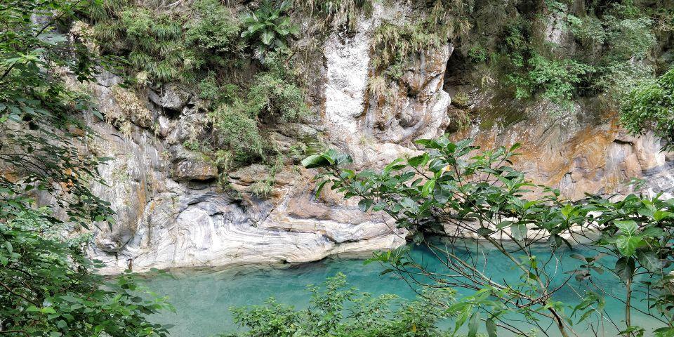 Swallow Grotto Taroko Gorge Taiwan