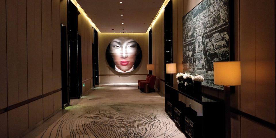 Waldorf Astoria Beijing Elevators