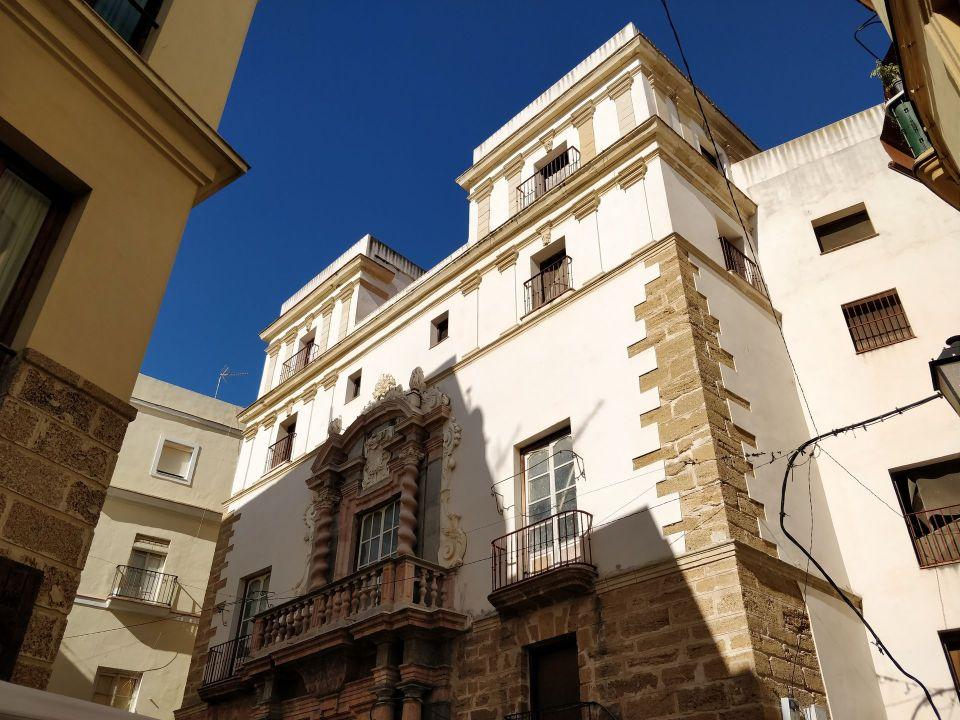 Casa del Almirante Cadiz