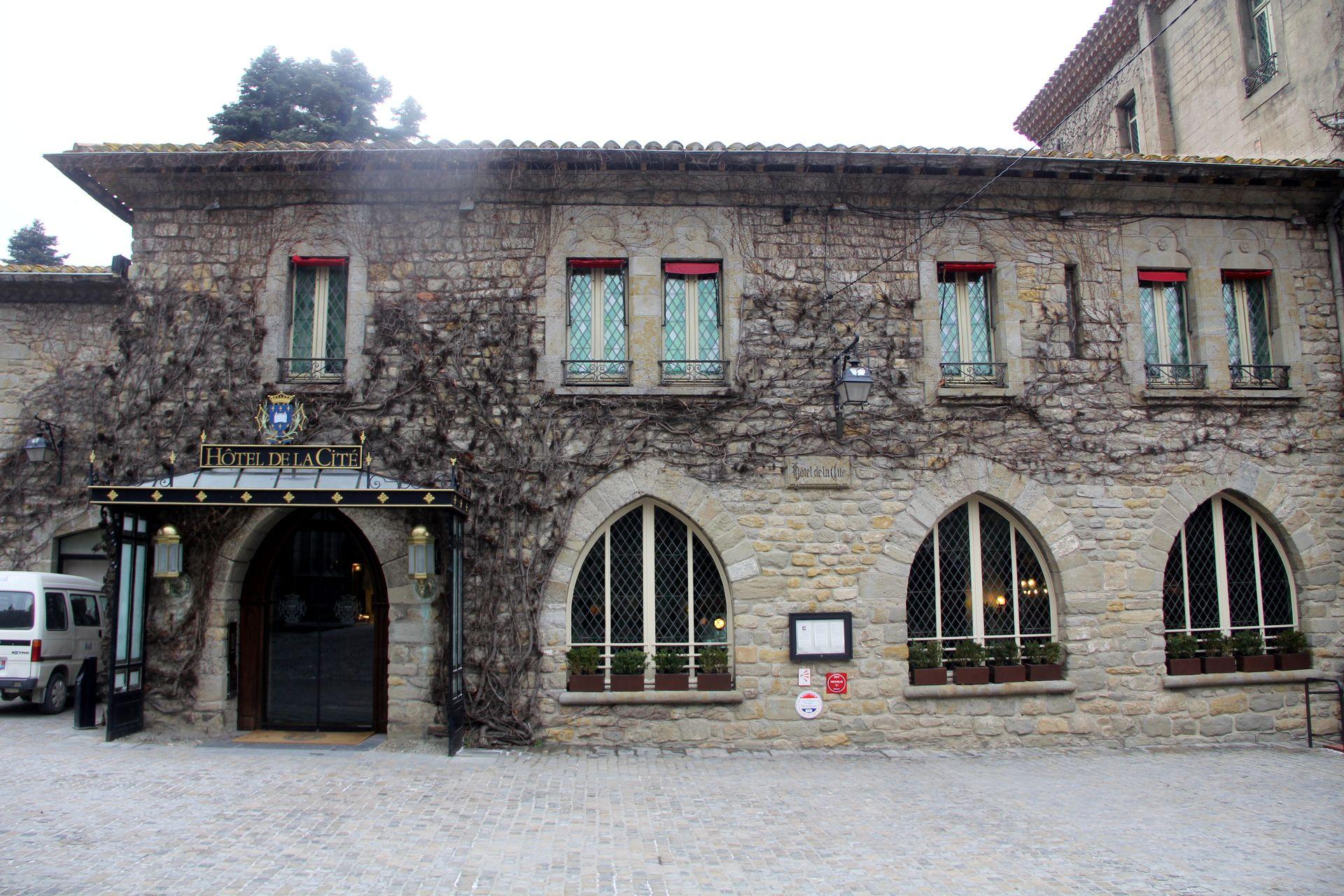 Hotel de la Cite Carcassonne Bar