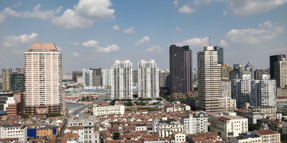 Sofitel Shanghai Hyland Prestige Suite View