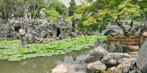 The Lion Forest Garden Suzhou