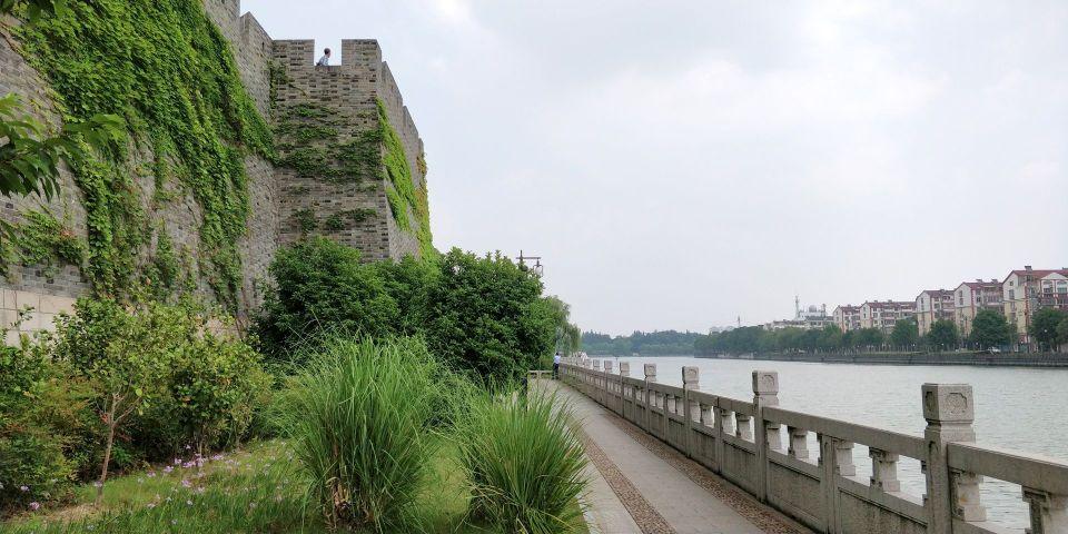 Xiangmen Ancienty City Wall Suzhou