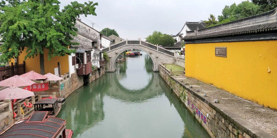 Yunyan Temple Pagoda Suzhou