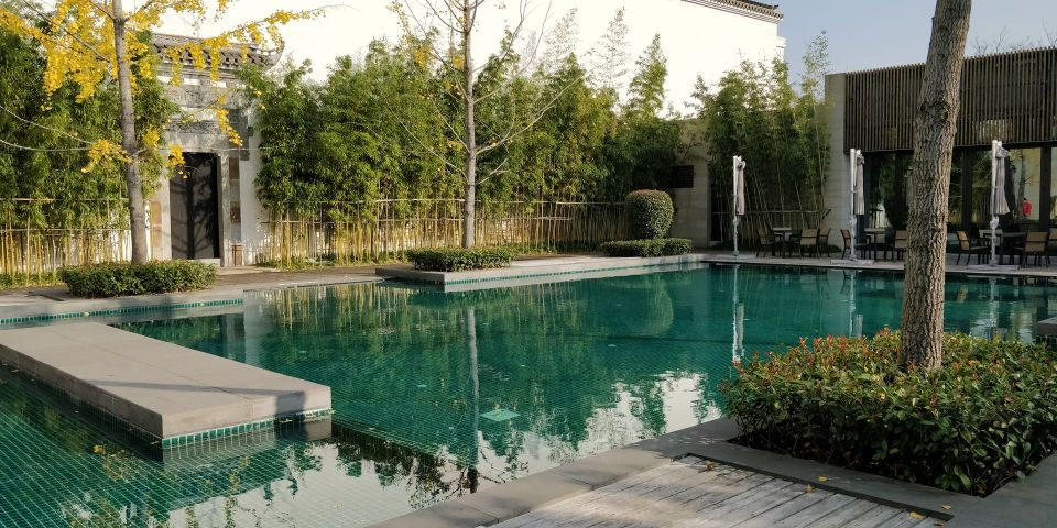 Ahn Luh Zhujiajiao Pool