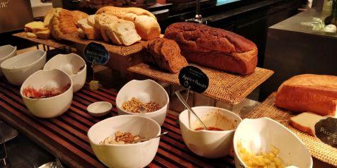 Conrad Seoul Breakfast