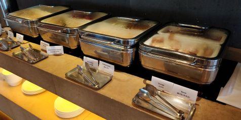 Conrad Seoul Executive Lounge Breakfast