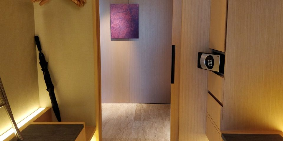 Conrad Seoul Suite Entrance