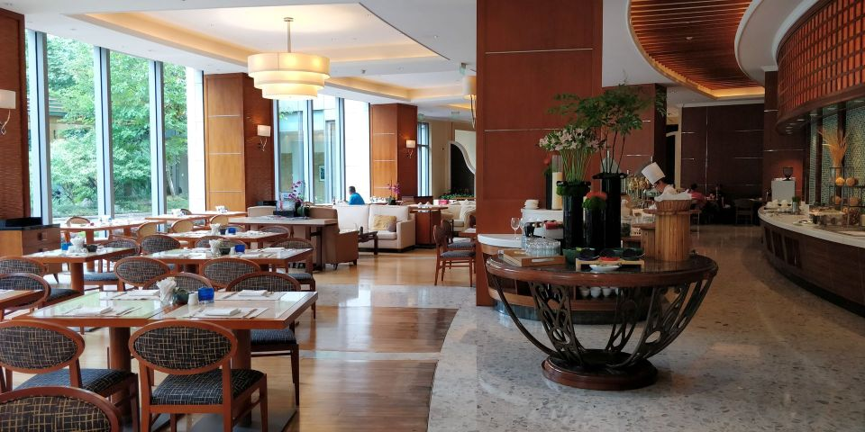 DoubleTree Shanghai Pudong Lounge
