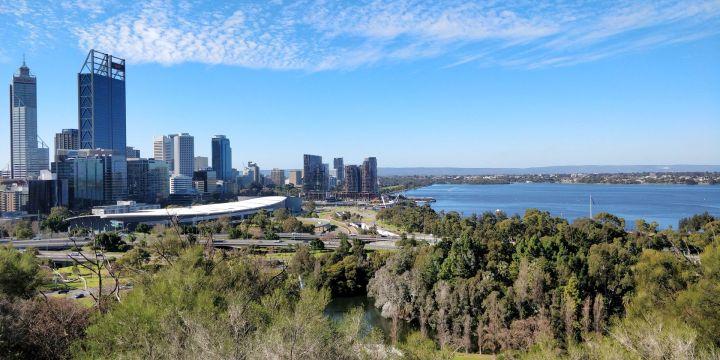Kings Park and Botanic Garden Perth