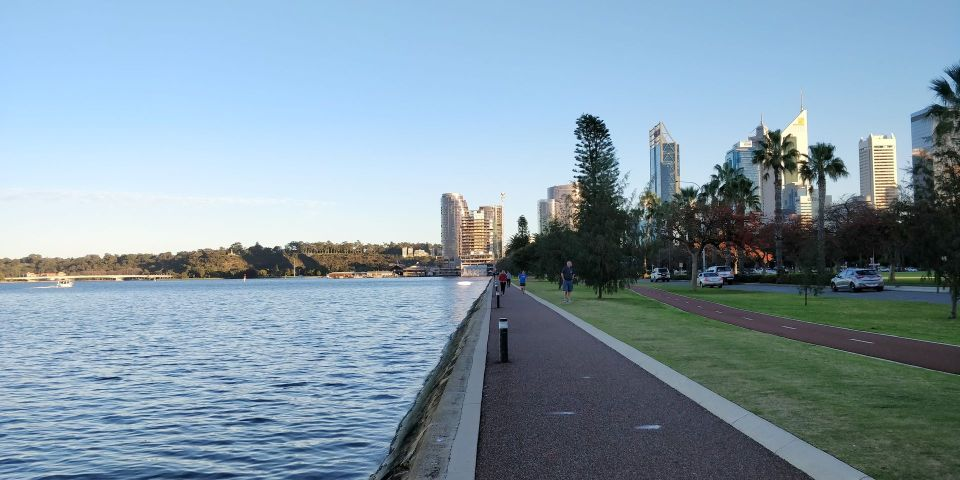 Perth Langley Park