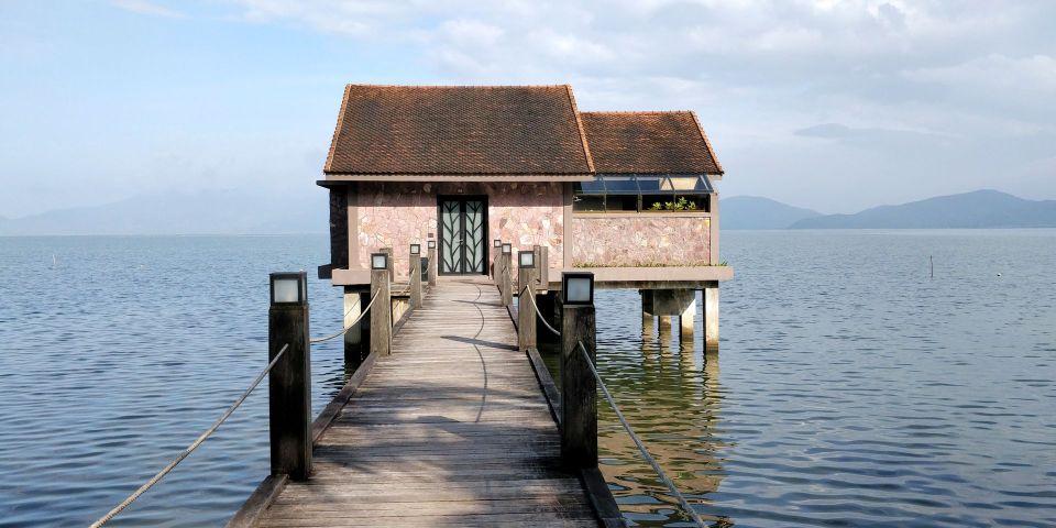 Vedana Lagoon Resort Villa Entrance
