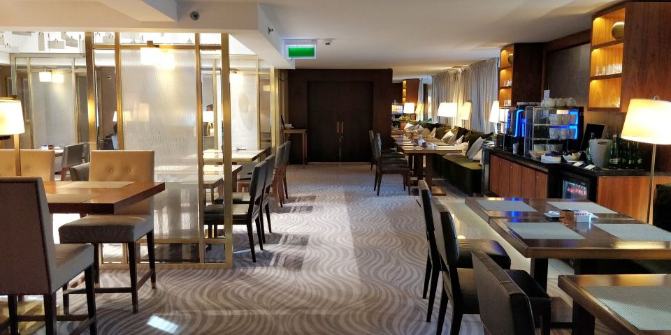 Hilton Budapest Old Town Lounge