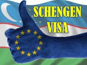 Шенген визы для граждан Узбекистана
