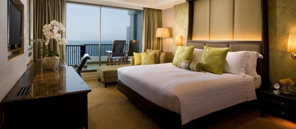 Рейтинг отелей Таиланда: отели 5* Паттайя
