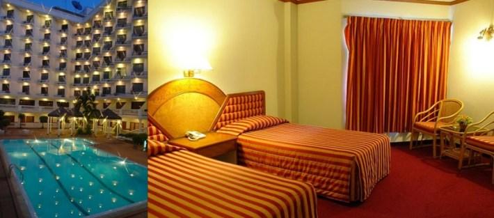Рейтинг отелей Паттайи 3*