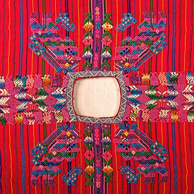 Guatemalan woman shirt