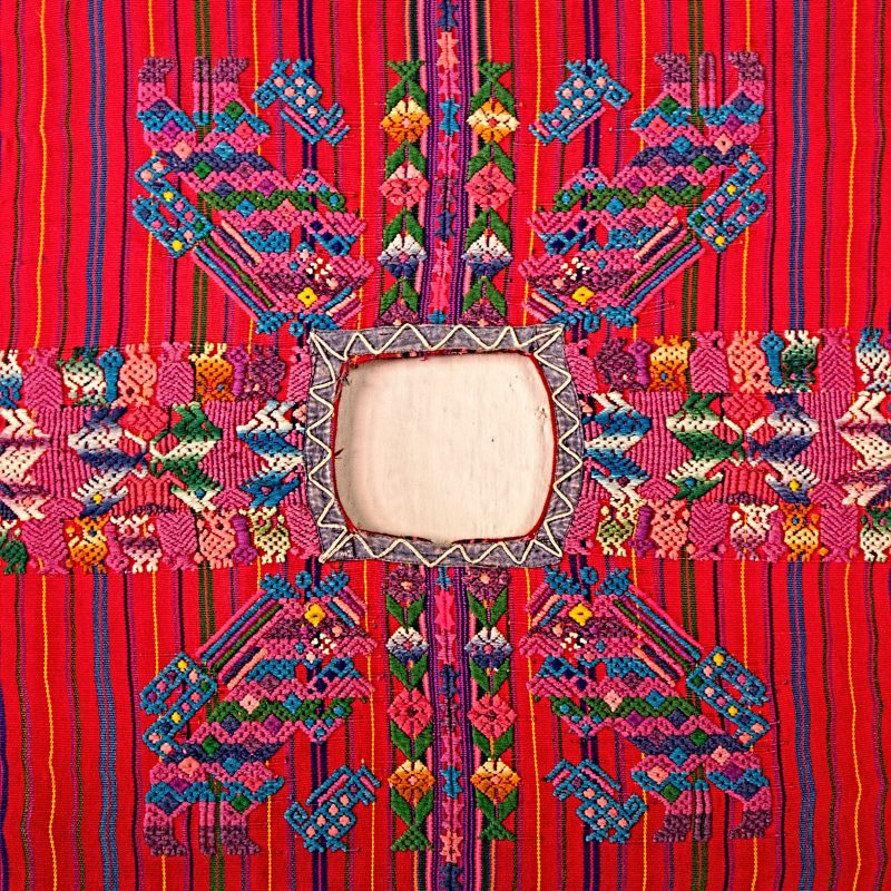 Guatemalan woman shirt