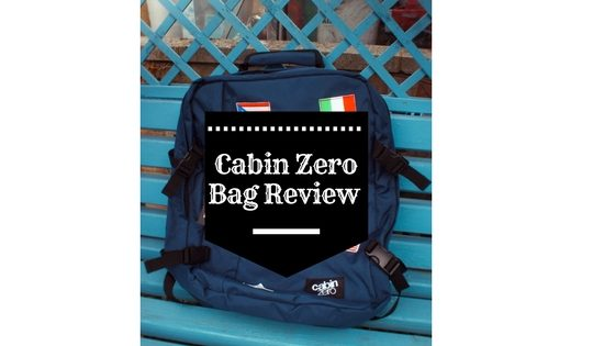 Cabin Zero Bag Review