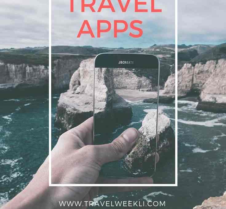 5 Must Have Free Travel Apps For Your Next Holiday.