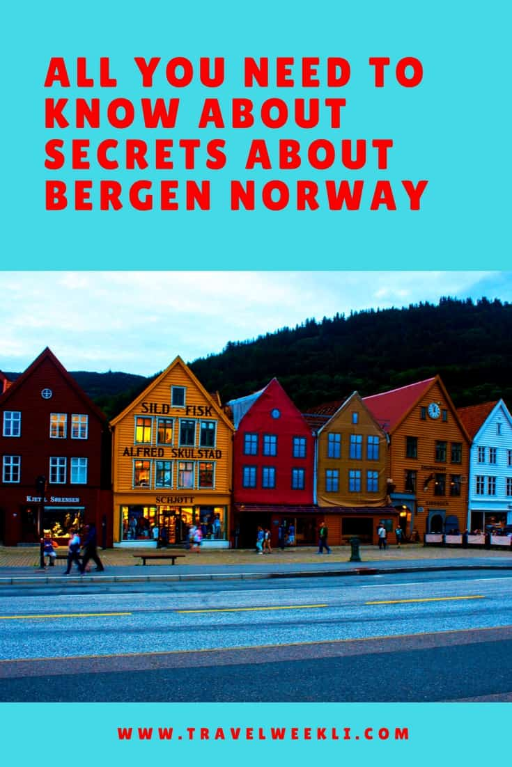 All You Need To Know About Secrets About Bergen Norway