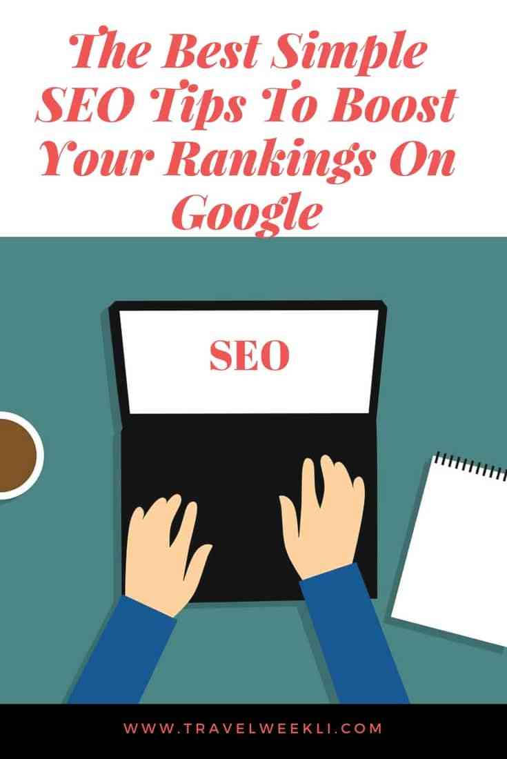 Help for writing seo tips