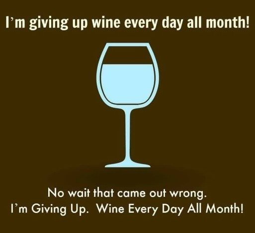 Drink More Wine. Help to Grow the World Economy