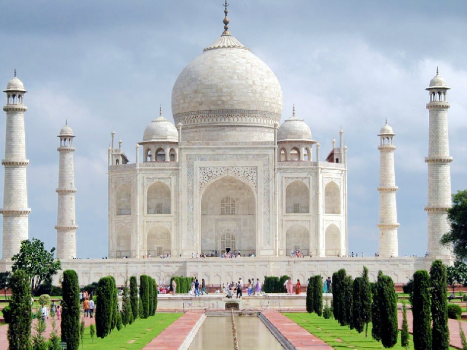 Historical Places - Delhi and Agra