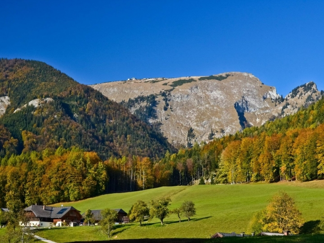 Best Tourist Destinations In Austria