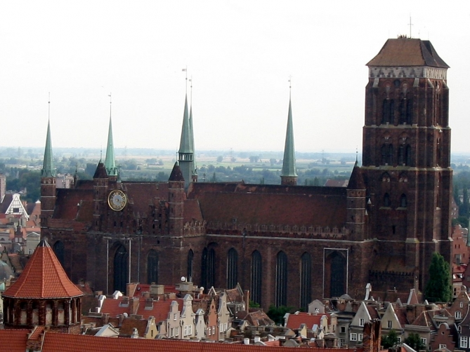 St. Mary's Church, Gdansk