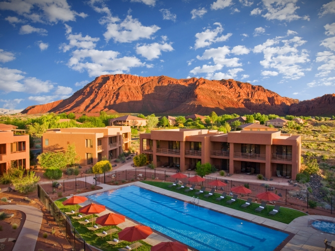 Red Mountain Resort, Ivins, Utah - Top Spas in the US